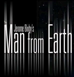 Man From The Earth Logo